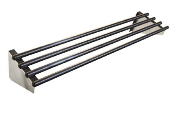 Desliza bandejas para módulo apoyo neutro 1100 mm.