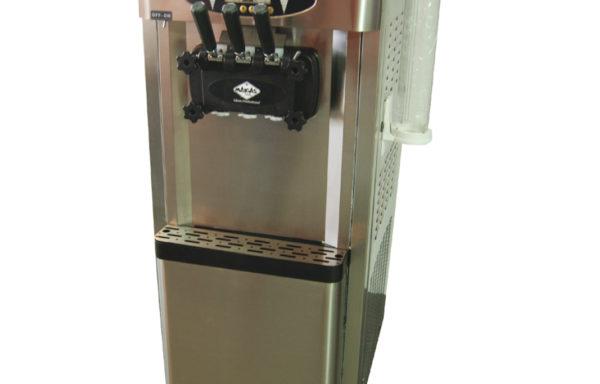 Máquina de Helado Soft 2 sabores 1 mezcla – De pedestal.