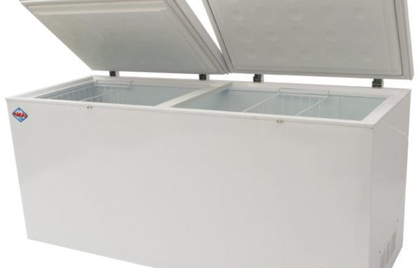 Congelador dual tapa dura 522 Lts.