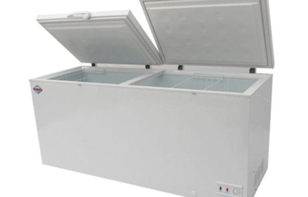 Congelador dual tapa dura 612 Lts.