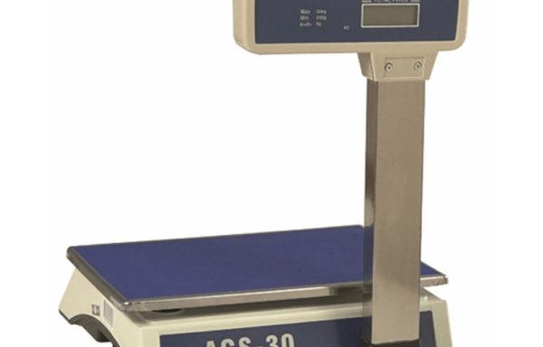 Balanza 30 kg. con Visor Lateral
