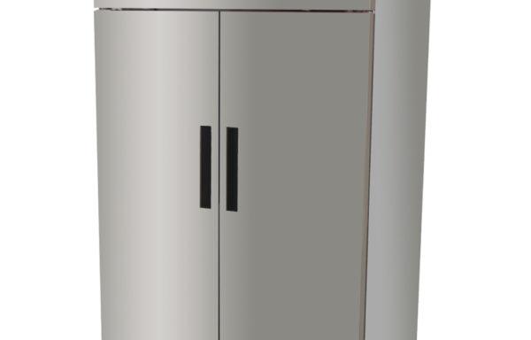 Refrigerador vertical 1000 Lts. 2 puertas.