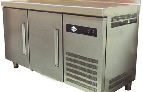 Mesón de preparación refrigerado 255 Lts.