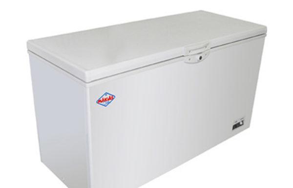 Congelador dual tapa dura 410 Lts.